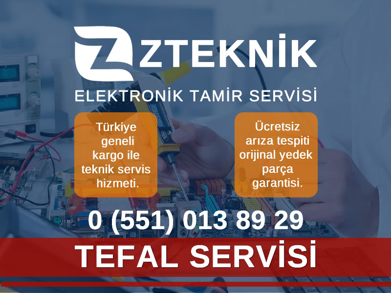 Tefal Servisi